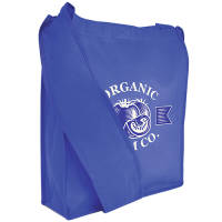 Promotional Alden Recyclable Bag for in Blue from Total Merchandise