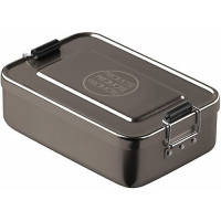 Promotional Aluminium Lunch Boxes for Catering Merchandise