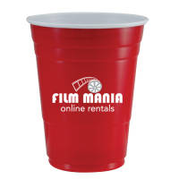 Promotional American Style Disposable Cups for Exhibitions