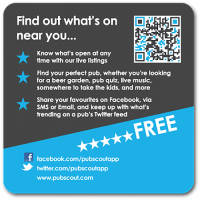 Printed Beer Mats for bar marketing