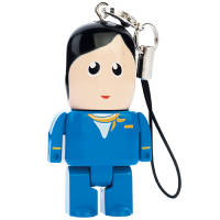 USB Micro People Flashdrives