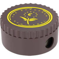 Promotional Brown Recycled Pencil Sharpeners for School Merchandise