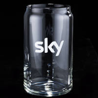 Promotional Can Shaped Glasses for Campaign Merchandise