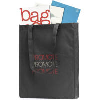 Chatham Budget Tote Bags in Black