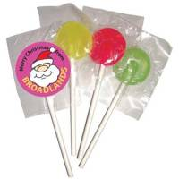 Printed Lollies with Your Full Colour Logo from Total Merchandise