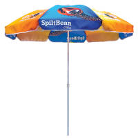 Branded Parasols Printed With Your Logo From Total Merchandise