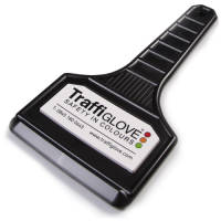 Promotional Classic Ice Scrapers in Black Printed with Your Logo from Total Merchandise