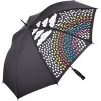 Promotional Fare Colour Magic Automatic Umbrellas for Event Merchandise