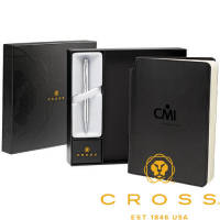 Cross Medium Journal and Stratford Ballpen Gift Sets
