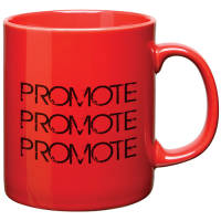 Durham Promotional Red Mugs