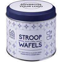 Promotional Dutch Stroop Caramel Waffles for Corporate Gifts