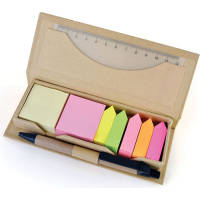 Personalised Eco Friendly Desk Sets for Workplace Advertising