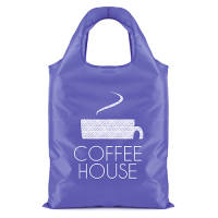 Customised Eliss Folding Shopping Bags printed with logo