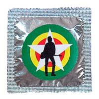 Customised Printed Condoms for promotional giveaways from Total Merchandise