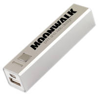 Promotional Express Tower Power Banks with company logos