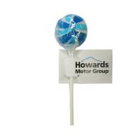 Promotional Flag Lollipops for Event Merchandise