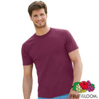 Fruit of the Loom Super Premium T-Shirts Printed with Your Logo from Total Merchandise