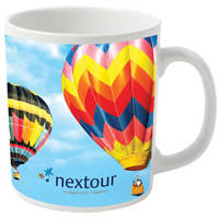 Promotional Full Colour Mugs with company branding