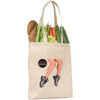 Full Colour Natural 7oz Tote Bags