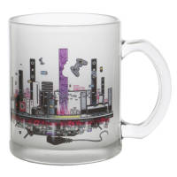Promotional Glass Photo Mugs for Corporate Gifts