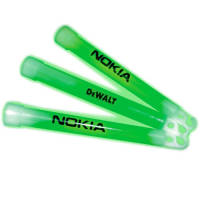 Custom Printed Glow Sticks for corporate promotional events