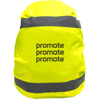 Promotional Hi Vis Backpack Covers Printed with Your Logo from Total Merchandise