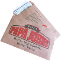 Promotional Kraft Paper Seed Pockets for Business Giveaways