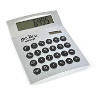 Printed Large Desk Calculators for Office Marketing