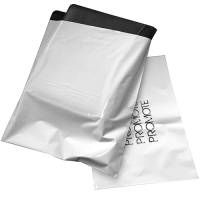Branded Large Polythene Mailing Bags for Corporate Campaigns