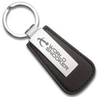 Branded Sapporo Leather Keyring for Corporate Gifts