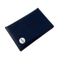 Promotional soft Leatherette Scorecard Holders for Golf Evenets