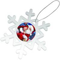 These Magnetic Snowflakes are ideal for adding a promotional touch to your Christmas marketing!