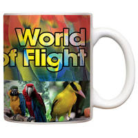 Branded mug printed with your design in full colour from Total Merchandise