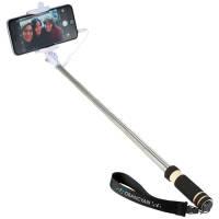 Mini Selfie Sticks in Black