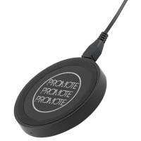Mini Mirage Wireless Chargers in Black