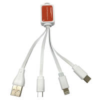 Promotional Multi USB Adaptor Cables 2 for Business Gifts