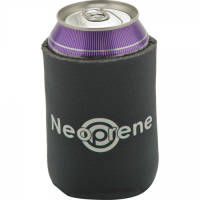 Neoprene Can Coolers in Black
