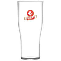 Branded Tulip Pint Glasses for Bar Merchandise
