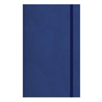 Embossed Portofino Classic Ruled Medium Notebooks available in China Blue