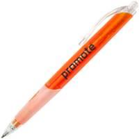 PromoMate Curve Ballpens in Orange