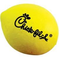 Promotional Stress Lemon for Campaign Merchandise