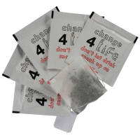 Promotional Tea Bags printed company logo