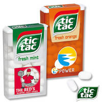 Promotional Tic Tacs