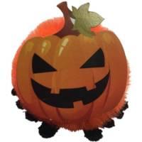 Pumpkin Logobugs in Orange