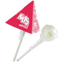 Pyramid Boxed Lollipops