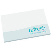 Recycled Sticky Notes 5 x 3 in White