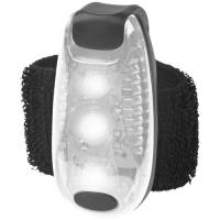 Reflector Lights in White/Black