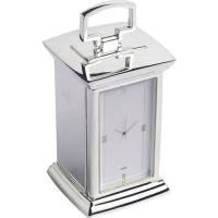 Regent Carriage Clocks in Silver