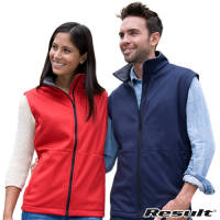 Result Core Softshell Bodywarmers