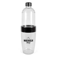 Promotional Screw Apart Plastic Water Bottles for Business Gifts